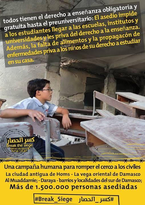 Derecho a educación