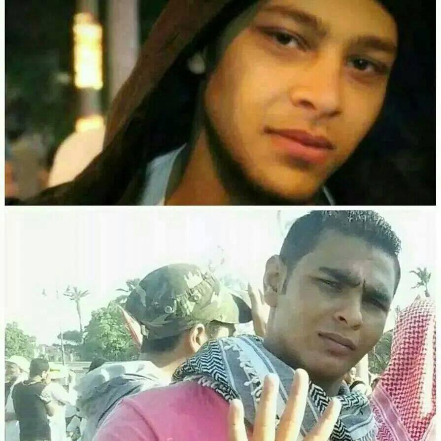Huzifa Nader y Mohammad Sayyed, vidas robadas en Egipto